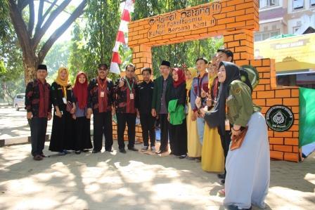 Ketua Jurusan Perbankan Syariah mendapatkan amanah sebagai ketua panitia penerimaan mahasiswa baru 2